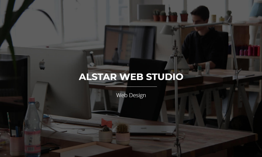 Alstar Free Bootstrap Theme