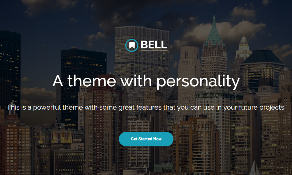 bell-master-bootstrap-theme