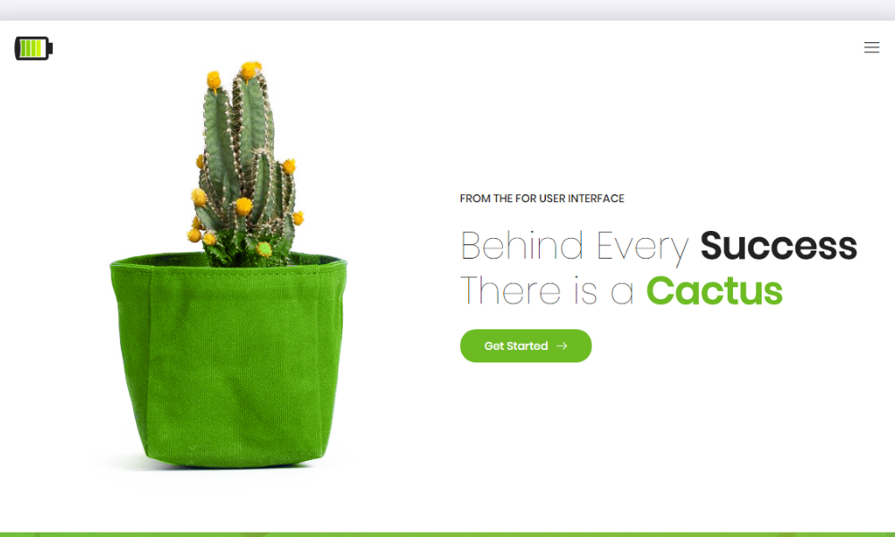 CellOn Free Bootstrap Theme