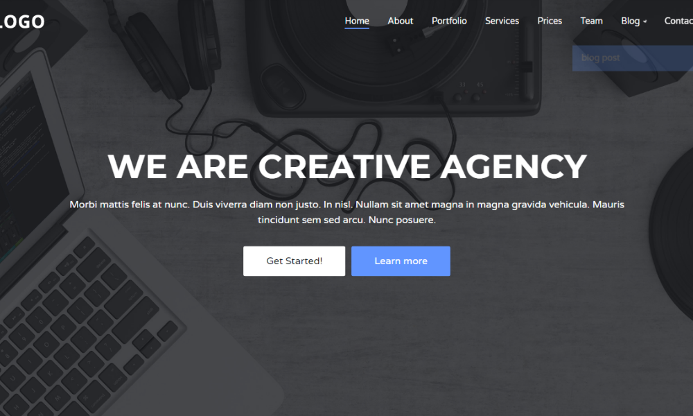 creative-agency-bootstrap-theme