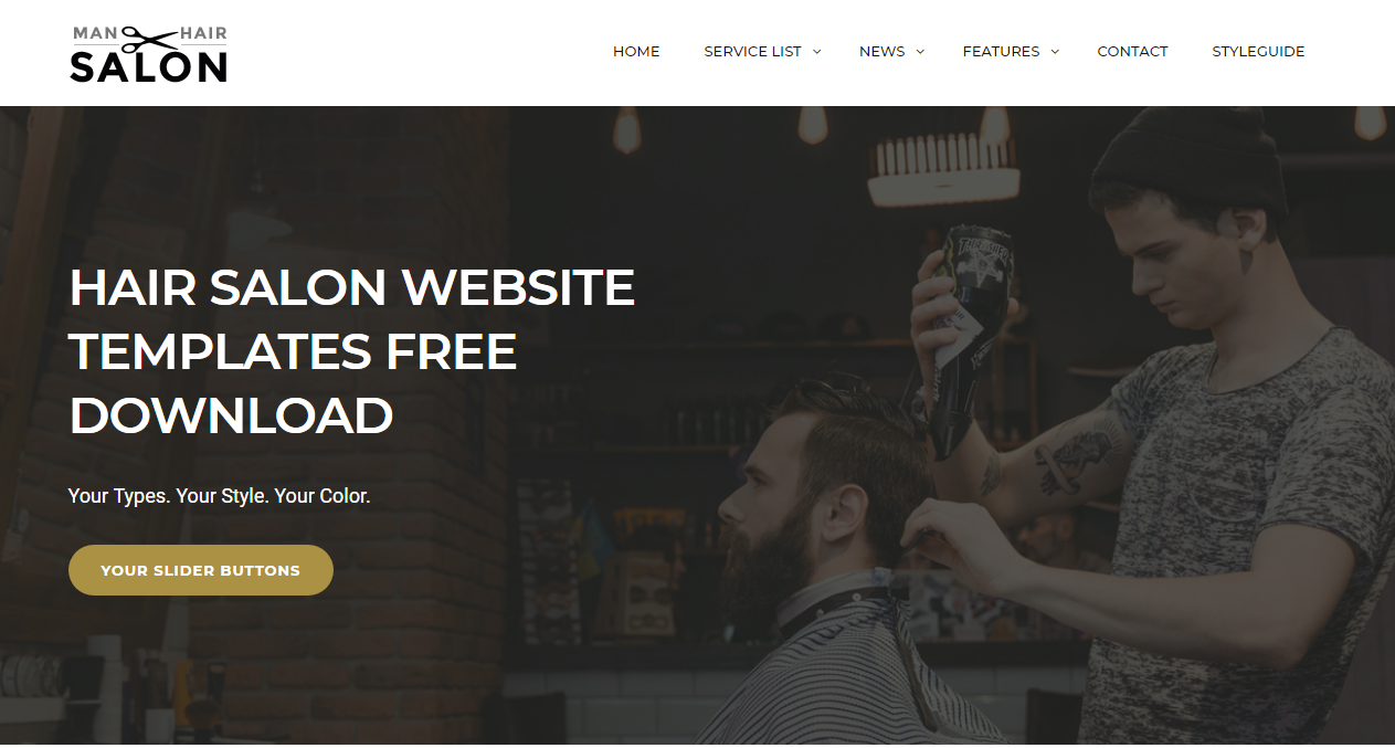 hair-salon-bootstrap-theme