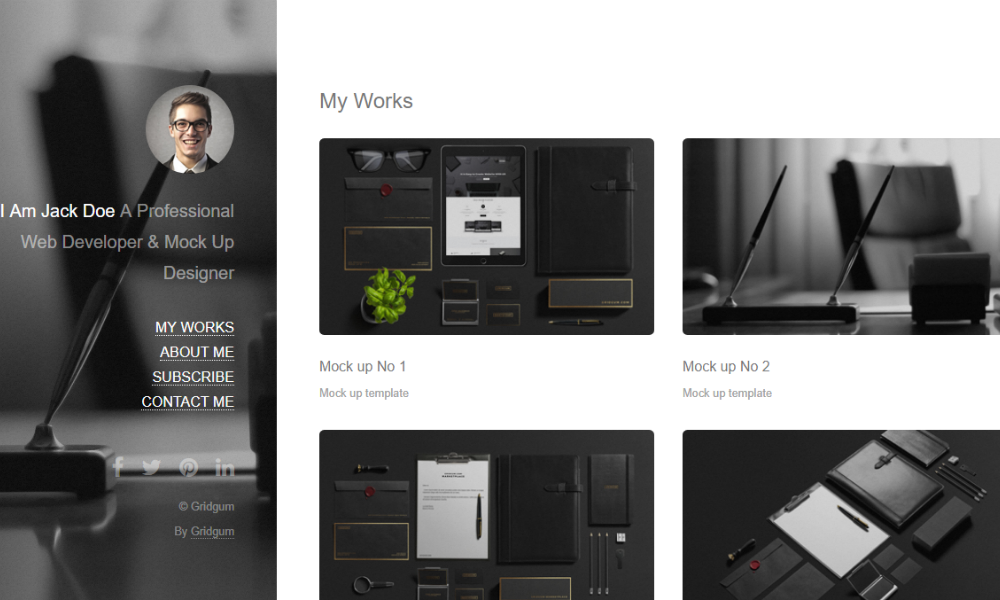 Personal Blog Free Bootstrap Theme