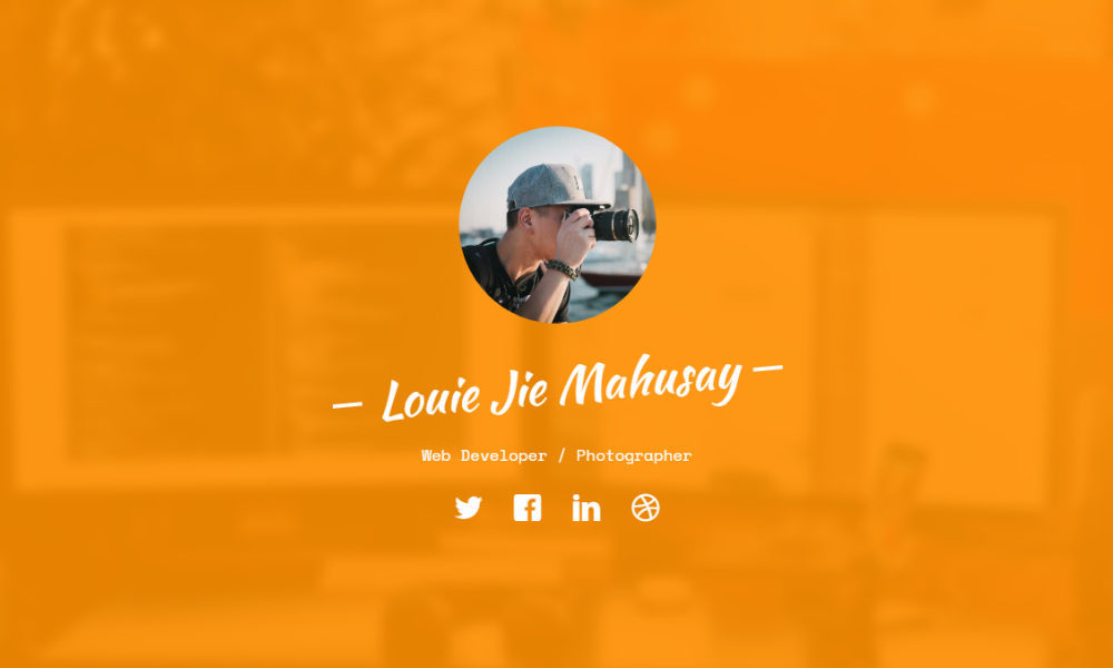 profile--bootstrap-theme
