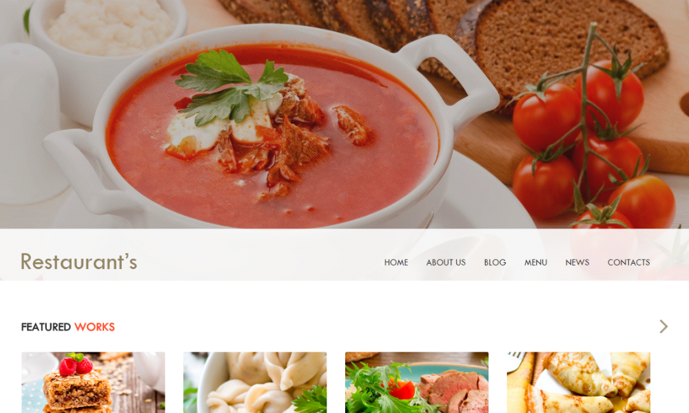 Spicy Free Bootstrap Theme