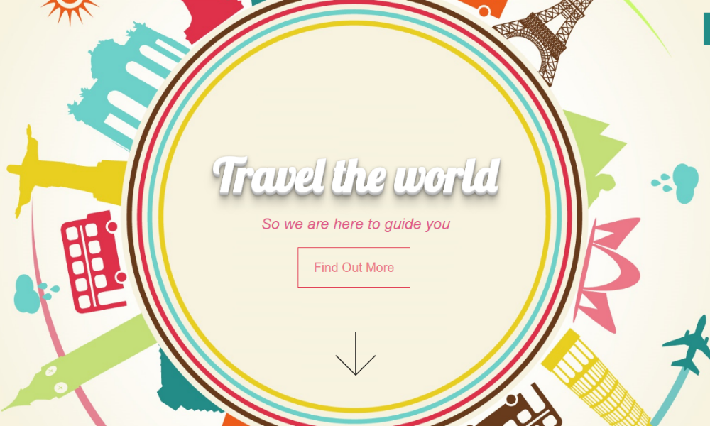 Free Bootstrap Theme - Travellers