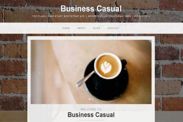 business-casual-bootstrap-theme