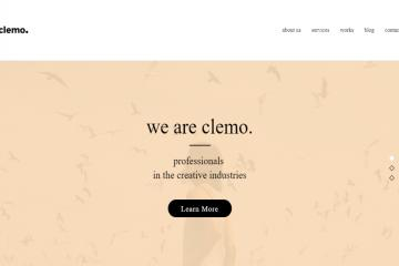 clemo-bootstrap-theme
