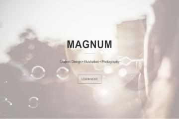 magnum-master-bootstrap-theme
