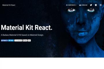 materialkitreact-bootstrap-theme