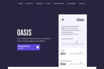 oasis-bootstrap-theme