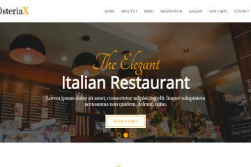 osteriax-master-bootstrap-theme