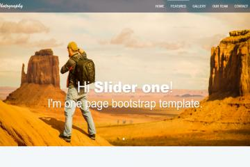 photography-bootstrap-theme