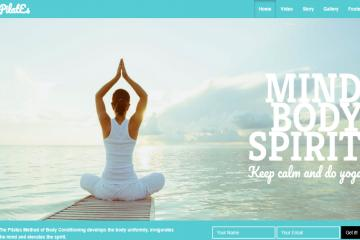 pilates-bootstrap-theme