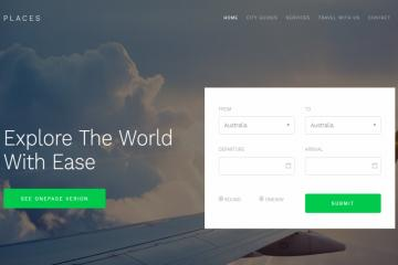 places-master-bootstrap-theme