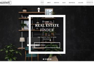 real-estate-bootstrap-theme