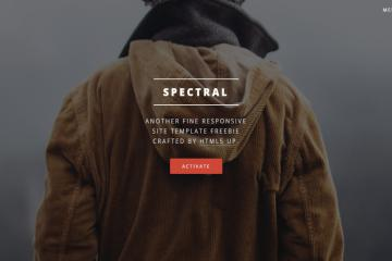 spectral-bootstrap-theme
