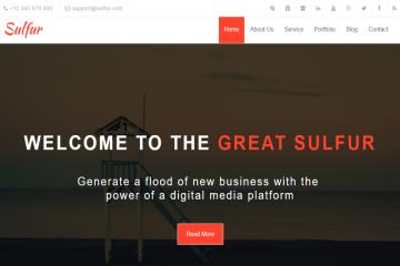 sulfur-bootstrap-theme