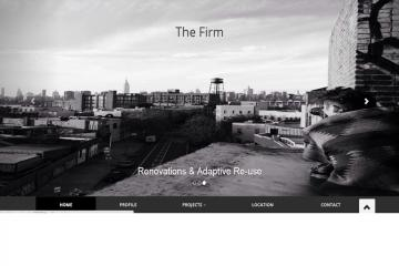the-firm-bootstrap-theme